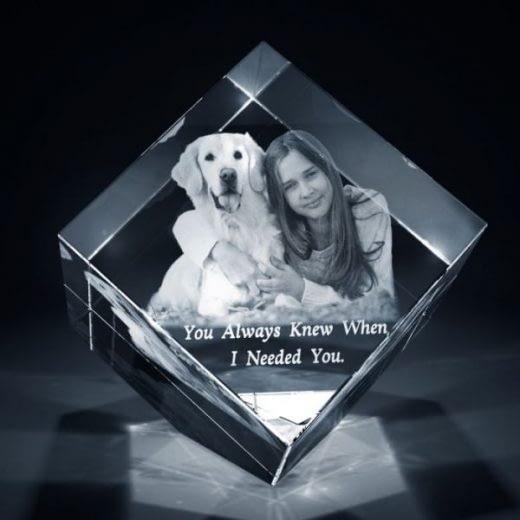 3DCrystal Diamond Pet Gift