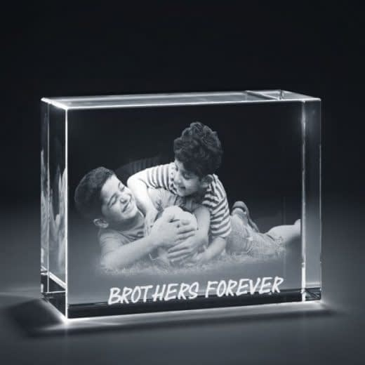3DCrystal rectangle horizontal brotherlylove