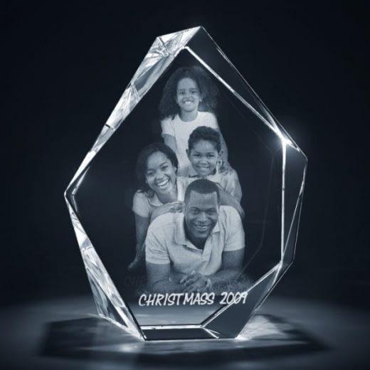 3dCrystal Prestige Holidays Gift