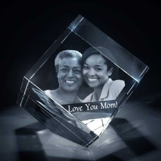 3DCrystal Diamond Mother's Day
