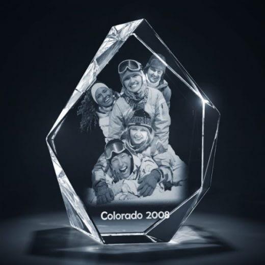 3D Prestige Crystal Sports