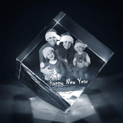3DCrystal Diamond New year